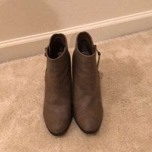 Charlotte Russee leather booties!